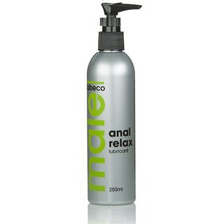 Cobeco Male Anal Relax Lubricant 250 ml Gleitgel